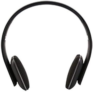 NOCTIC Auriculares Auriculares Bluetooth Auriculares inalámbricos sobre Oreja Orejeras Suaves y Ligeras para iPhone/Samsung/PC/TV/Travel-Black: Amazon.es: Electrónica