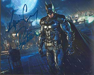 """"""" Batman : Arkham Knight"""" Kevin Conroy Signed 8x10 Photo Video Game Voice actor"""