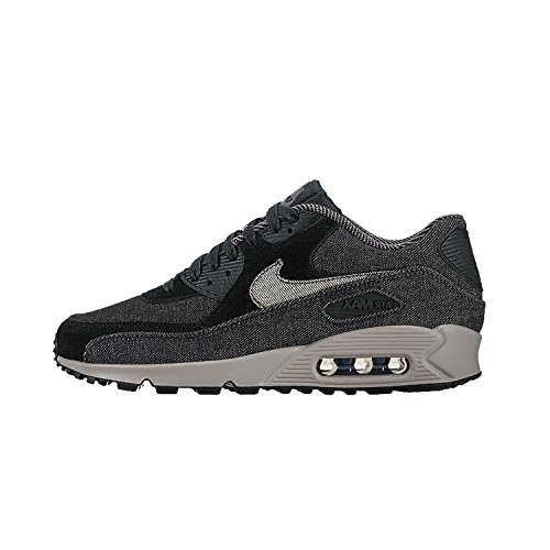 Max de NIKE black Chaussures grey dark Air Femme cobblestone Gymnastique black Se 90 w5UCfxUq