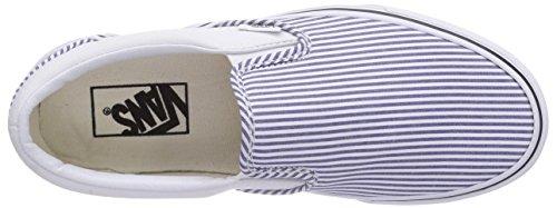 Vans Classic U Ca Laag - Schoen Unisex Volwassenen Weiss - Blanc (echt Wit)