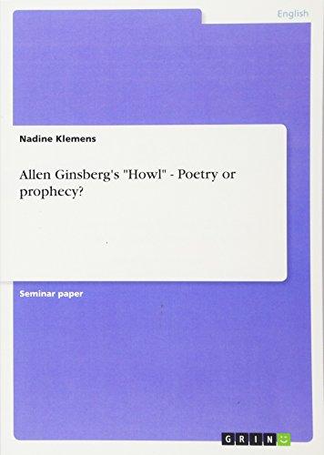 Allen Ginsberg's