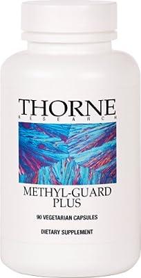 Thorne Research Methyl-Guard Plus, 90 Vegetarian Capsules (FFP)