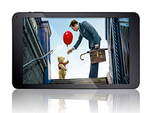 Fusion5 10.1″ Android 8.1 Oreo F104Bv2+ Tablet PC – (Google Certified, WIFI, BT, HDMI, A-GPS, 1280*800 IPS Screen, Dual Cameras, October 2018 Model, Android Touch screen Tablet PC) (32GB)