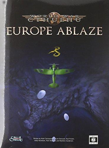 World War Cthulhu Europe Ablaze