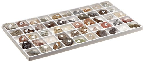American Educational 50 Piece North American Rock ()