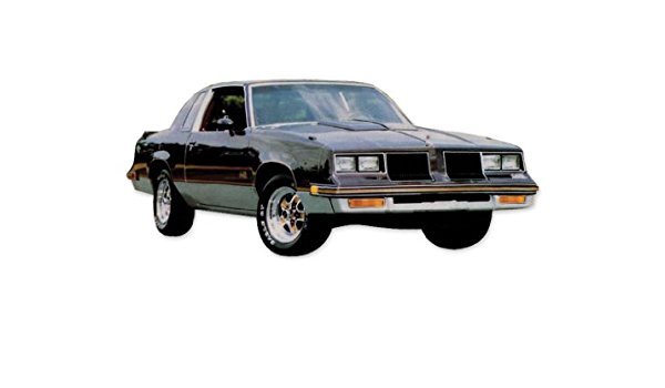 4 STYLES U CHOOSE IT! Oldsmobile Decals Cutlass 442 Toronado Vintage Stickers