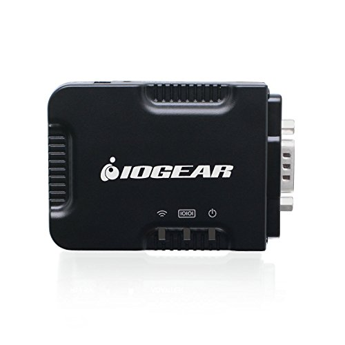 - IOGEAR Bluetooth Serial Adapter, GBC232A