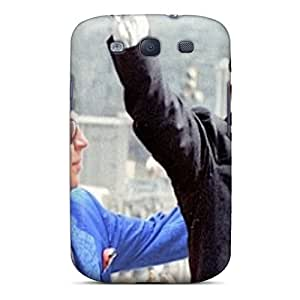 Anti-scratch And Shatterproof Jihad And Nixon Phone Case For Galaxy S3/ High Quality Tpu Case