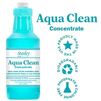 Amazon.com: Aqua Clean concentrado delicado tela Wash ...