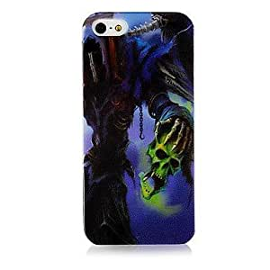 SOL Game Role Pattern Silicone Soft Case for iPhone5/5s