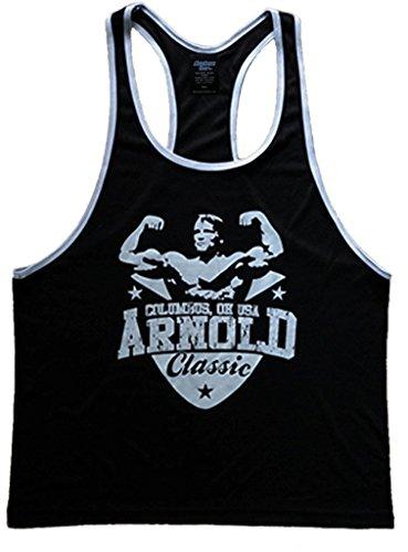 daf7a89a675f8 Arnold Schwarzenegger Classic Men s Stringer Tank Top - Buy Online ...