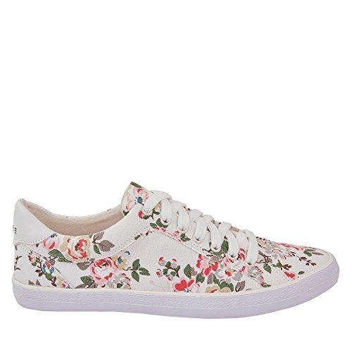 de para Tela de Zapatos Cordones Multicolor Esprit Mujer ZaXq5X