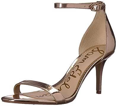 Sam Edelman Women's Patti Shoe, Oro Remato, 7.5 Medium US