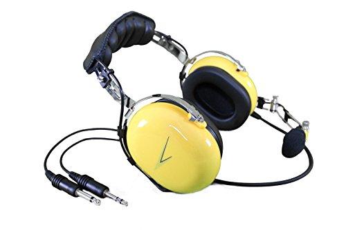 C40 COBRA Aviation Headset (Yellow)