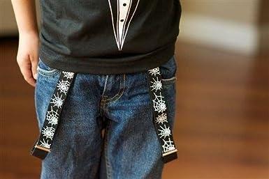 AJ Accessories Youth Harlequin Suspenders