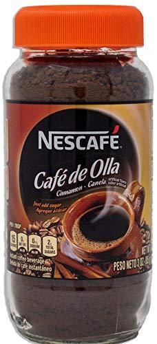 Nescafe Cafe de Olla Cinnamon - 3 Oz bottle