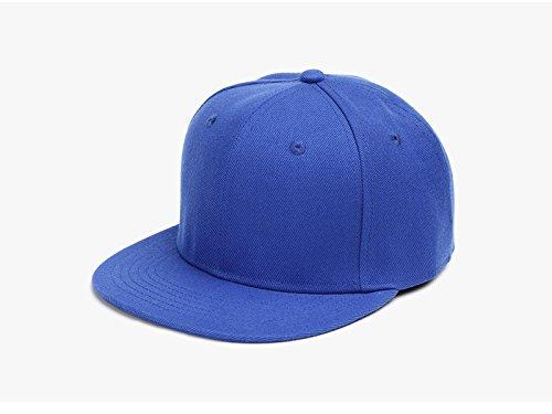Sombreros de Hip Hop Clásicos Hombres Mujeres Gorras de Béisbol Snapback Colores Sólidos Hueso de Algodón Estilo Europeo...