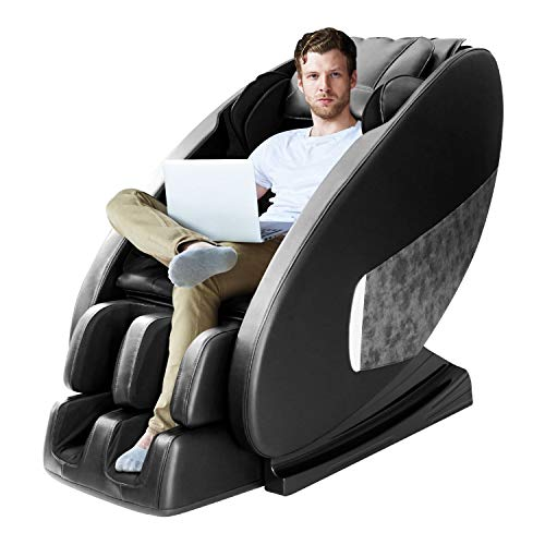 Massage Chair by OOTORI, Zero Gravity Massage Chair, Massage Chairs Full Body and Recliner with Lower Back Heat and Foot Roller