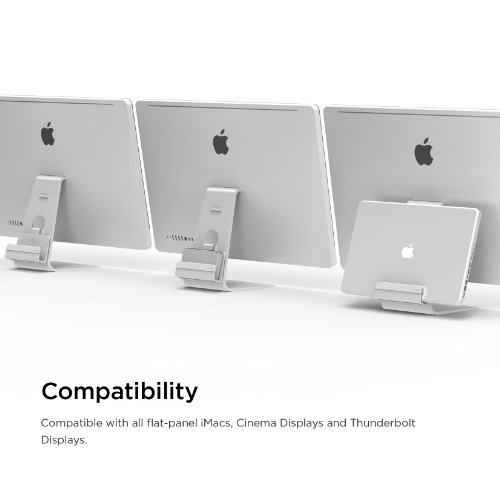 elago Pro Hanger for Mac - Laptop Shelf for iMac, Thunderbolt, and other Apple Displays by elago (Image #6)