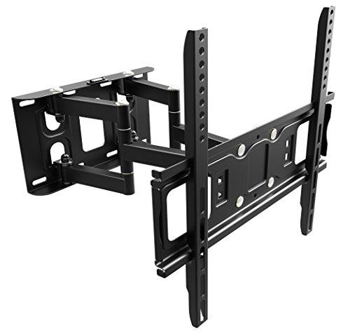 RICOO TV Wall Bracket Tilt Swivel S5244 Universal LED Curved QLED QE 4K LCD...