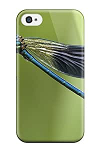Faddish Phone Animal Insect Dragonfly Case For Iphone 4/4s / Perfect Case Cover