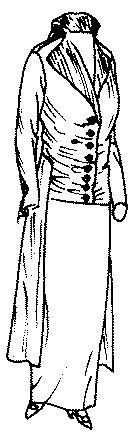 Redingote Coat - 3