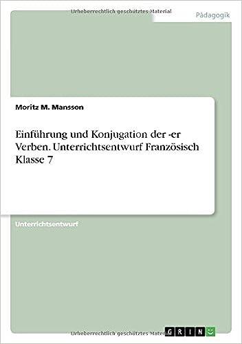 Unterrichtseinheit: Verben (2. Klasse) (German Edition)