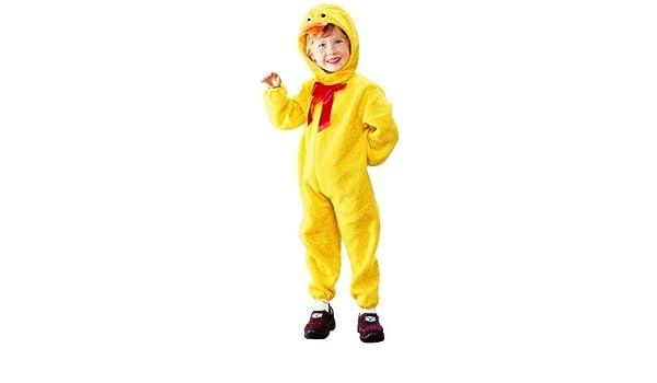 Foxxeo Disfraz de Pato Pato Disfraz de Animal para los niños ...