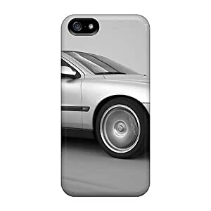 New Arrival Silver 2002 Volvo S60 T5 For Iphone 5/5s Case Cover