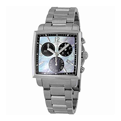 Certina Ladies Watches DS Podium Lady Square C001.317.11.127.00 - 2