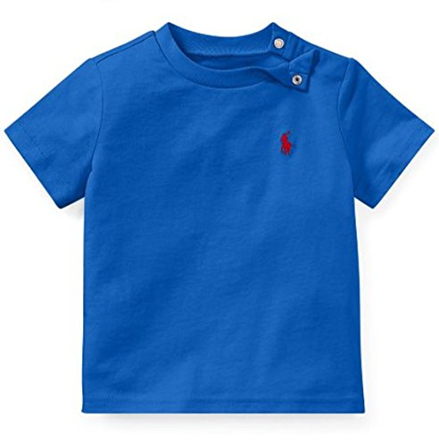 Polo Ralph Lauren Baby Boy's Short Sleeve Crewneck Tee