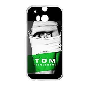 HRMB Tom Hiddleston Cell Phone Case for HTC One M8