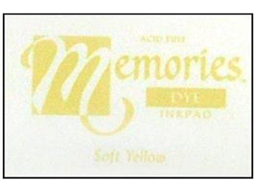 - Stewart Superior Memories Dye Ink Pad - Soft Yellow