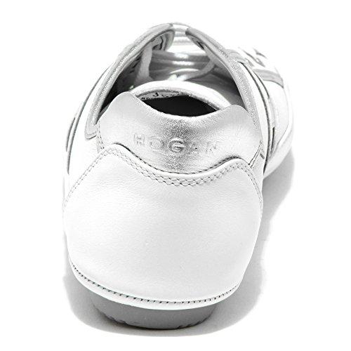 Kvinder Sko Hogan Snøret Wrap Kvinde Hvide Sneakers Projekt Sko 9613g zU18H8