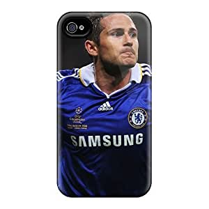 New Snap-on Busttermobile168 Skin Cases Covers Compatible With Iphone 5/5S - Soccer Chelsea Fc Frank Lampard