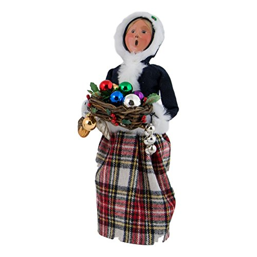 The Carolers Byers' Choice Ornament Woman #4471B