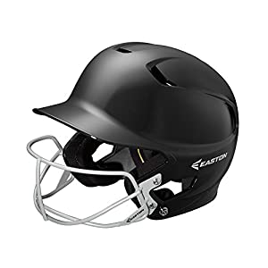 Batting Helmet Helmet Mask Sb Junior Black