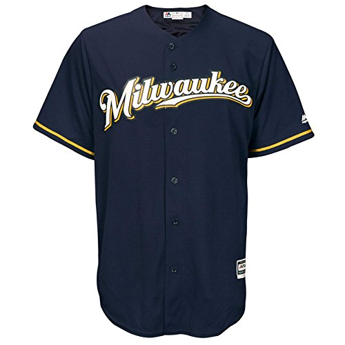 Brewers Youth Alternate Jersey - 4