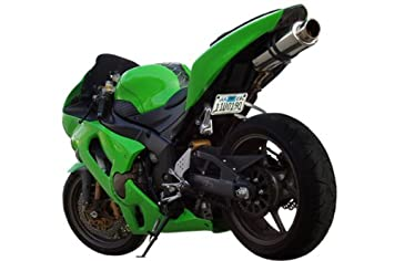 Amazon.com: Kawasaki 2005 2006 ZX6R Programmable Sequential ...