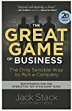 img - for [ The Great Game of Business: The Only Sensible Way to Run a Company (Revised, 20th Anniversary) Stack, Jack ( Author ) ] { Paperback } 2013 book / textbook / text book