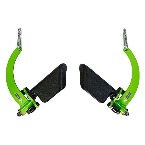 PRIME RO-T8 Handles (PRIME Green) by PRIME Fitness