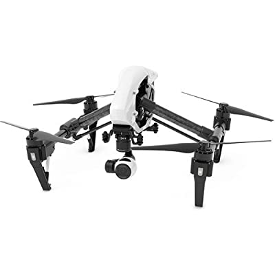 DJI Inspire 1 v2.0 Quadcopter with 4K Camera and 3-Axis Gimbal (No Remote/Charger)