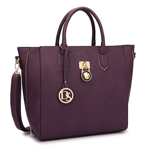- Designer Handbags for Women Large Laptop Shoulder Bags Tote Satchel Hobo Top Handle Work Bags