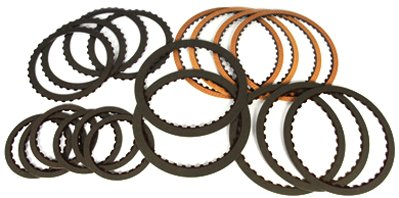 - ACDelco 24240100 GM Original Equipment Automatic Transmission Clutch Plate Kit with Friction Plates
