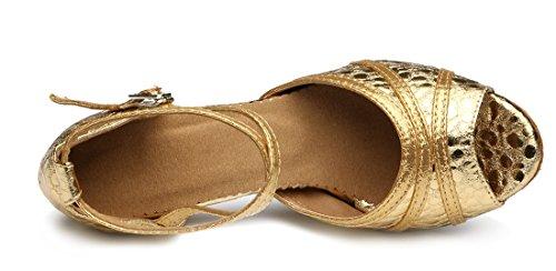 Joymod EU 35 Gold Donna Jazz e Moderno MGM Oro 7 5cm Heel PxdqYvxnw6