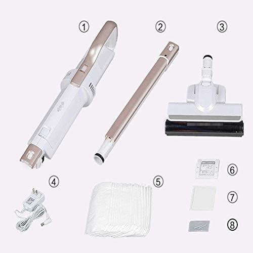 LMDR Nettoyeur Ultra léger aspirateurs, Chambre Rechargeable sans Fil Dorm Essentials Memory Stick à Vide, Matelas, Lit