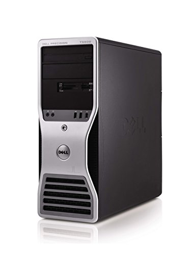 Click to buy Dell Precision T5500 Workstation, 2x Intel Xeon E5520 2.26GHz Quad Core CPU's, 24GB memory, 1TB hard drive, NVIDIA Quadro FX3800, Windows 7 Professional Installed - From only $2497.11