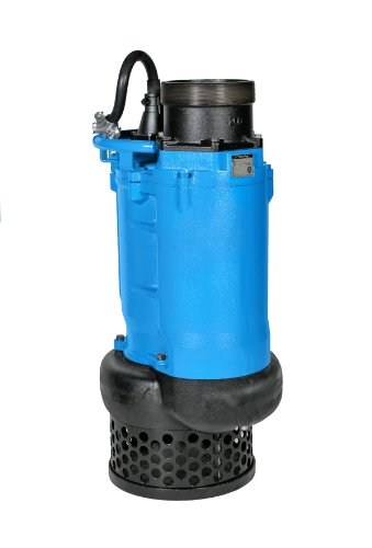 Tsurumi-5-HP-submersible-sump-pump-with-a-4-discharge