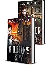 A Queen's Spy Plus The Tudor Heresy - Mercenary For Hire Series Book 1: Tudor Historical Fiction Novels - Adventure Fiction