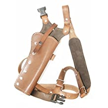 Sportsman's Leather Chest Holster for Ruger Revolvers (except Super Redhawk or Super Blackhawk)